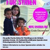 """Das Schuh-Eck Krursel startet die bundesweite Aktion """"Kinderschuhe für Syrien"""""""